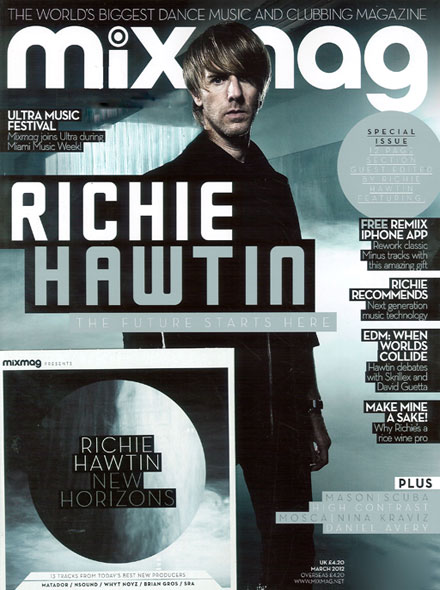 Subscription MIXMAG OVERSEAS