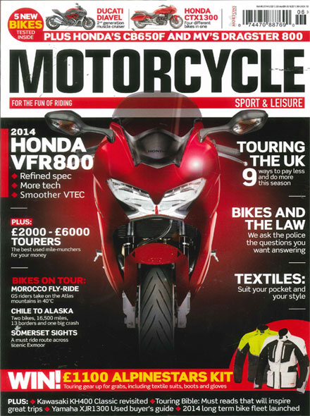 Subscription MOTORCYCL.SPORT LEIS