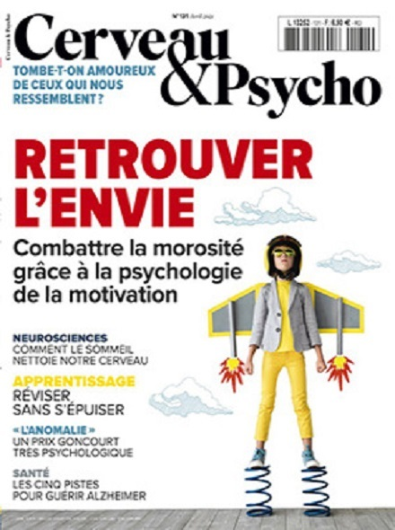 Subscription CERVEAU & PSYCHO