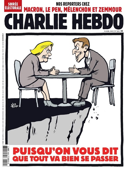 Subscription CHARLIE HEBDO