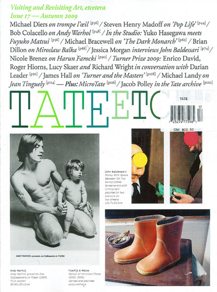 TATE (THE ART MAG.)