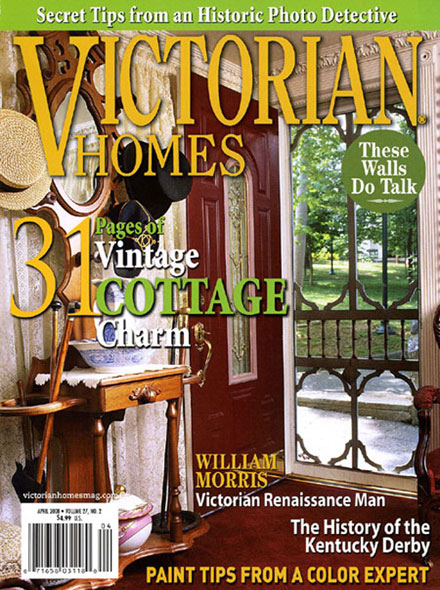 Subscription VICTORIAN HOMES