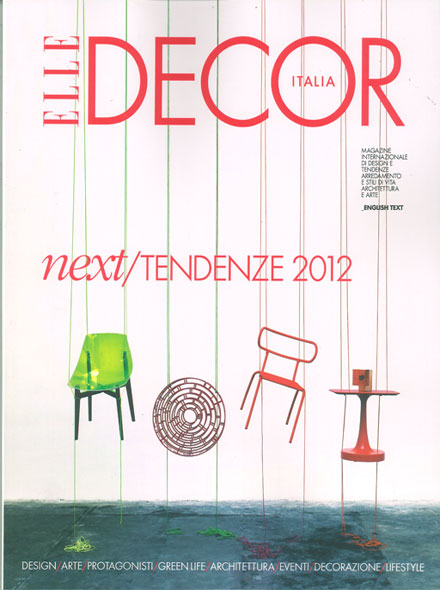 ELLE DECOR (ITALIAN)