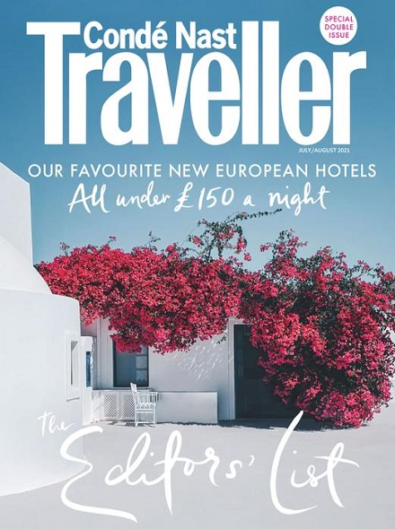 Subscription Conde Nast Traveller