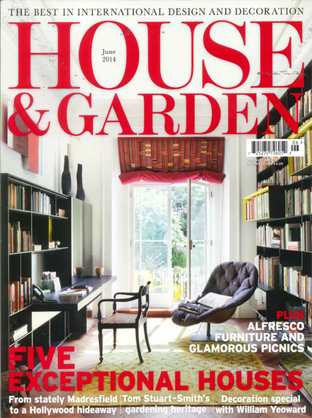 Subscription HOUSE & GARDEN UK