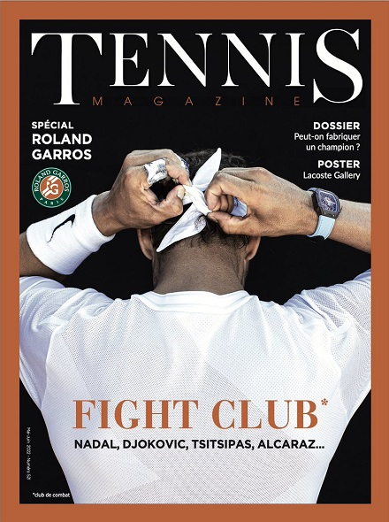 TENNIS MAGAZINE (EDITION PAPIER)