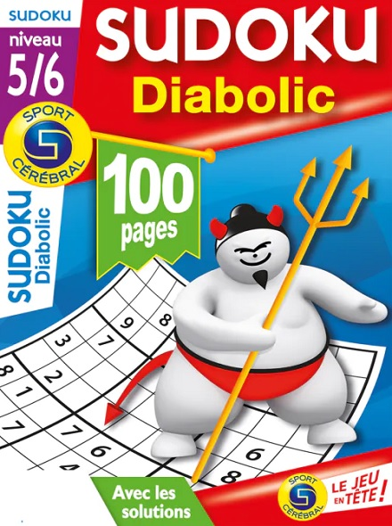 Subscription SC SUDOKU DIABOLIC