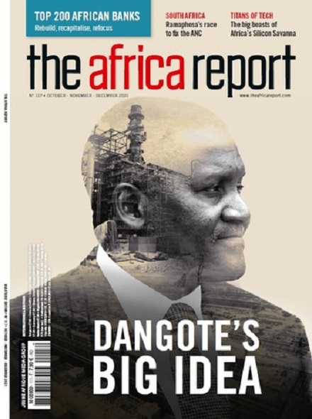 Abonnement THE AFRICA REPORT
