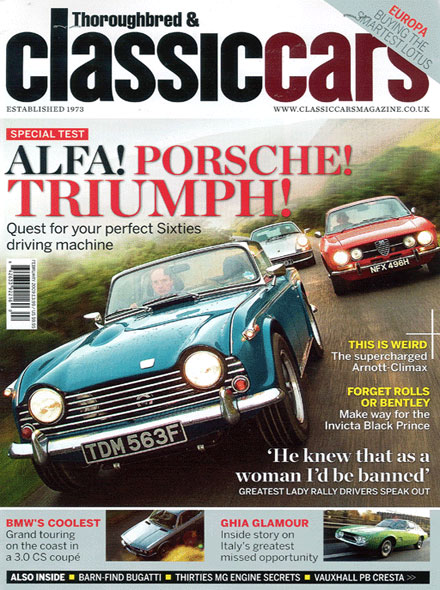Subscription CLASSIC CARS (UK)