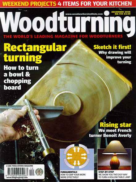Subscription WOODTURNING