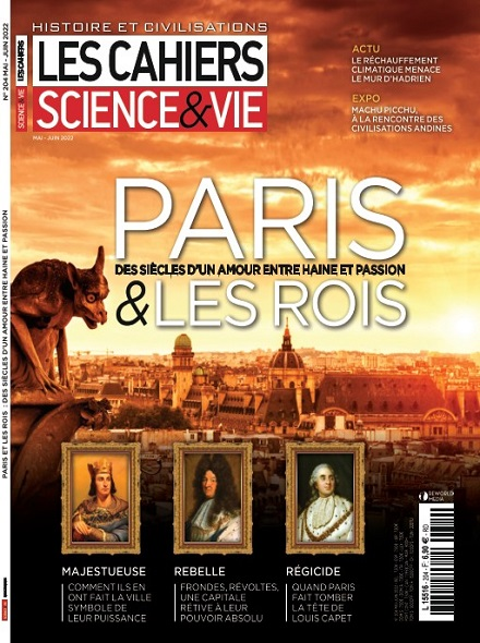 Subscription CAHIERS DE SCIENCE & VIE
