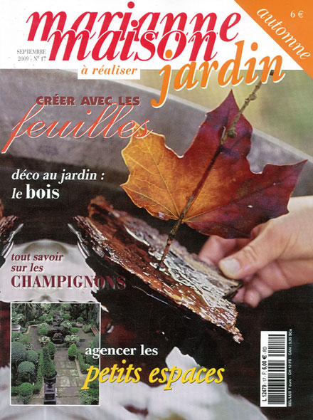 Subscription MARIANNE MAISON JARDIN