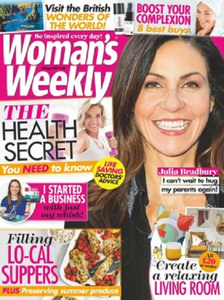 Abonnement WOMAN'S WEEKLY
