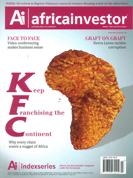 Subscription AFRICA INVESTOR